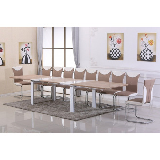 Executive Large Extending Conference or Dining Table