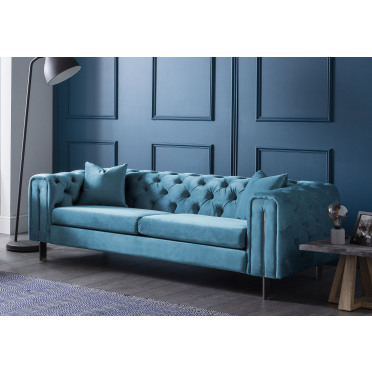 Ritz 3 Seater Chesterfield Style Sofa