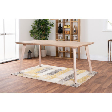 Beaumont Large Oak Effect Dining Table