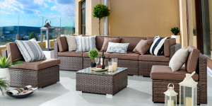 Garden Furniture Ideas For All Spaces