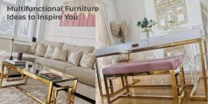 13 Multifunctional Furniture Ideas Perfect for Small Homes