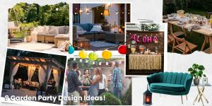 9 Fantastic Garden Party Design Ideas for Your Perfect Party