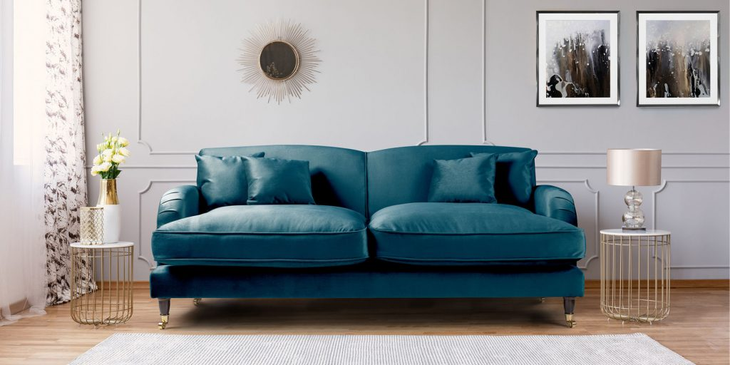 Image of a Piper Sofa from the Furniturebox range of sofas
